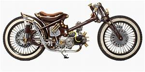 Gambar Modifikasi Motor Honda Astrea 800 Ceper Keren