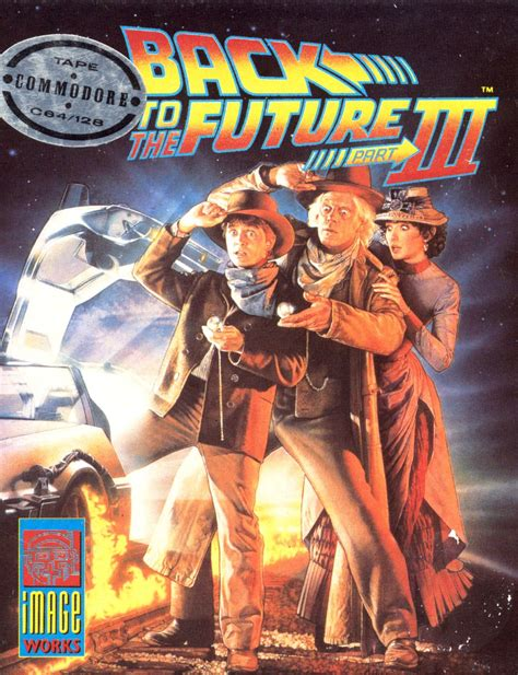 Back to the Future Part III Movie