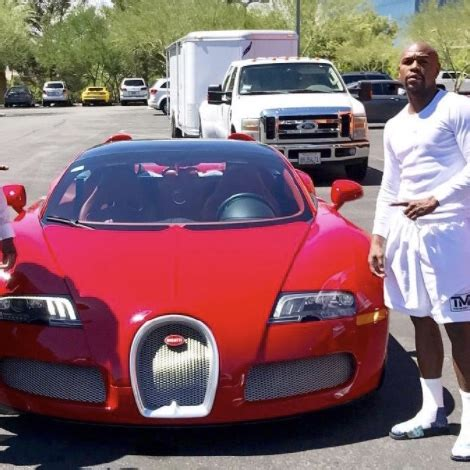 video floyd mayweather pays   tires    oil