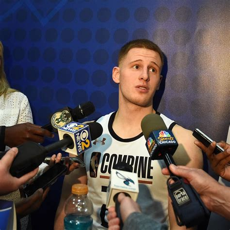 nba combine  day  donte divincenzo gary trent jr