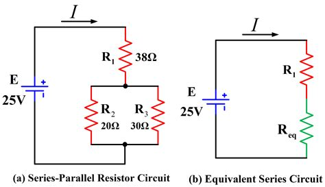 Series Parallel Circuit Examples