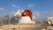 黎巴嫩首都大爆炸造成30万人无家可归 有135人死亡5000多人受伤_核弹头星座运势