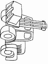 Coloring Digger Construction Disegni Colorare Baumaschinen Tractor Cu Truck Costruzioni Coloriage Entreprise Clipart Colouring Scavatrice Trattore Pentru Impresa Planse Clip sketch template
