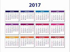 2017 Calendar Free Stock Photo Public Domain Pictures