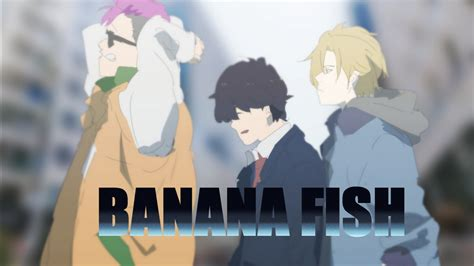 Want to decorate your wallpapers with images of your favorite animated banana fish manga? Ash Lynx Banana Fish Eiji Okumura HD Banana Fish Anime Wallpapers   HD Wallpapers   ID #44419