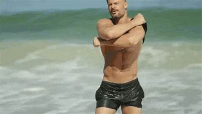 Joe Manganiello Shirtless Giphy Hunk Sofia Vergara