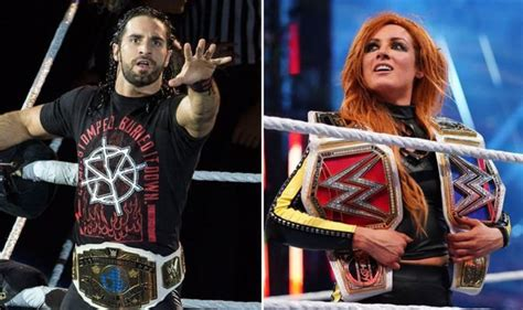 wwe news seth rollins addresses rumours  hes dating
