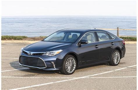 Best Toyota Cars by 10 Alternatives To The 2017 Toyota Camry U S News