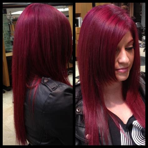 Best 25 Magenta Hair Ideas On Pinterest Purple Hair