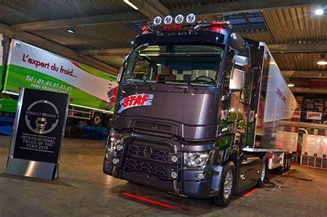 concours du plus beau camion d 233 cor 233 par renault trucks constructeurs poids lourds eci