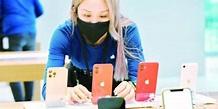 iPhone出貨跌至全球第四 三星重上榜首 華為次之 - 明報加東版(多倫多) - Ming Pao Canada Toronto Chinese Newspaper