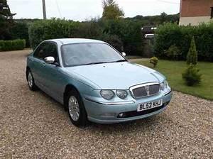 Rover 75 2 0 Cdt Diesel Connoisseur  Car For Sale
