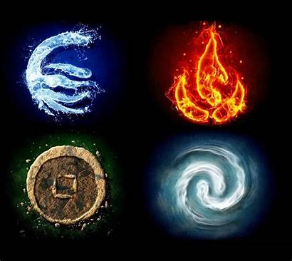 Elements Four Wallpapers Phone Mobile