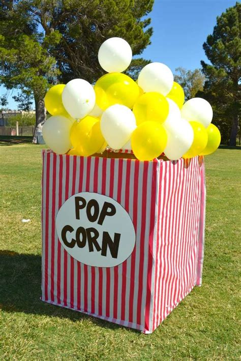 carnival birthday party ideas party decorating ideas
