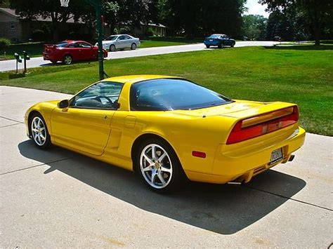 2001 Acura Nsx For Sale by Find Used 2001 Acura Nsx Targa 6 Speed 3 2l Often Mistaken