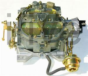 4 Barrel Rochester Quadrajet M4med Carburetor
