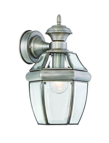 patriot lighting 174 carriage 14 quot antique silver 1 light