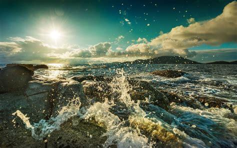 photography, Nature, Water, Sea, Landscape, Coast, Rock ...
