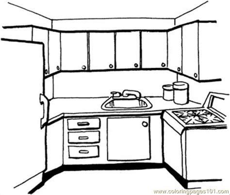 Kitchen Coloring Page  Free Kitchenware Coloring Pages. Modern Dining Room Decorating Ideas. Dining Room Table Plans Free. Laundry Room Lighting. Room Design Tips. Dining Room Table Sizes. Dining Room Chair Seat Cushions. Design Of Living Room. Design Of Furniture For Living Room