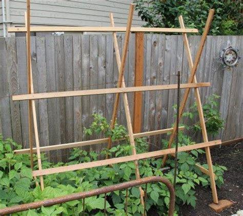 A Frame Garden Trellis by 17 Best Images About Garden Ideas On Glow