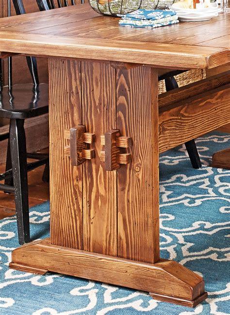 farmhouse table bench