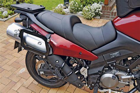 2013 Suzuki V Strom 650 by Suzuki Dl 650 V Strom Kradblatt