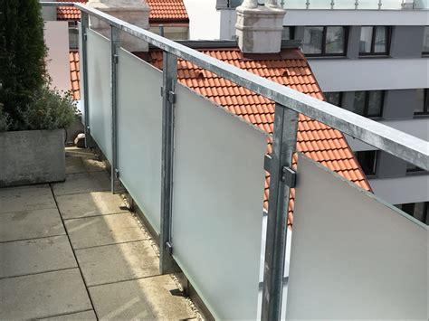 Balkon Sichtschutz Folie by Balkon Sichtschutz Folie