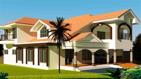 house plans designs  ghana youtube