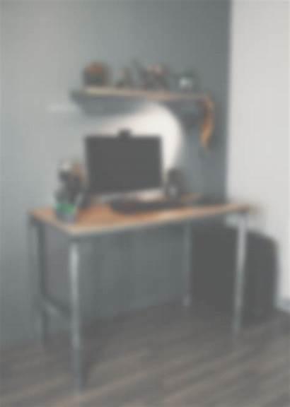 Gaming Desk Keevanski Setup Computer