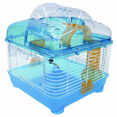 hamster cages yml blue hamster cage petco