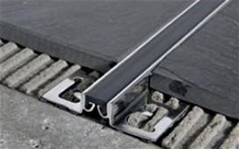Stainless Steel Expansion Joints : Floor & Wall Solutions