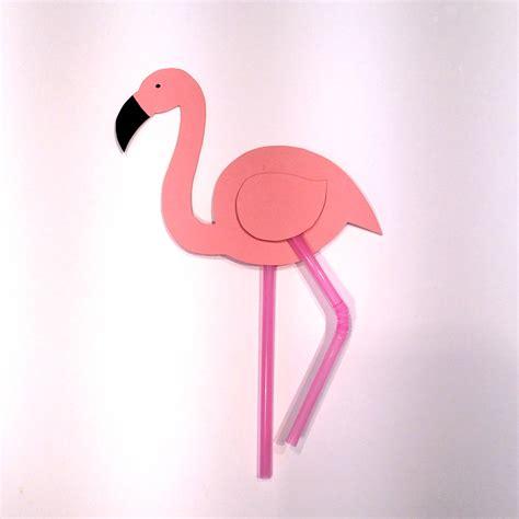 diy ein pinker flamingo auf dem eis macht sommerlaune