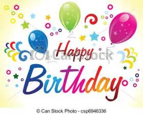 Free Clip Art Birthday Celebration