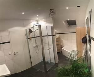 Led Spot Dusche : badezimmerbeleuchtung architektur hausbeleuchtung ledstyles de ~ Markanthonyermac.com Haus und Dekorationen