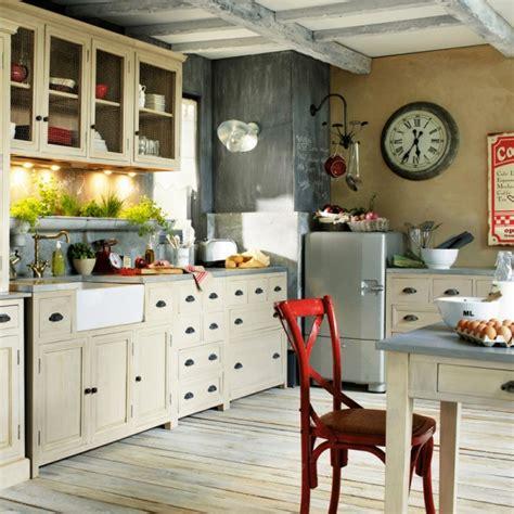 cuisine chic cuisine cagne chic 9 magnifiques idées de déco