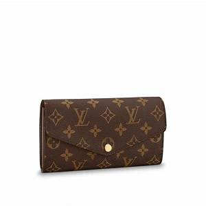 Sarah Wallet - Monogram Canvas - Small Leather Goods