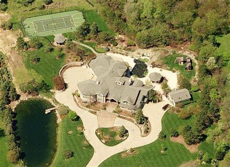 Eminem's House Clinton Township, Michigan Pictures