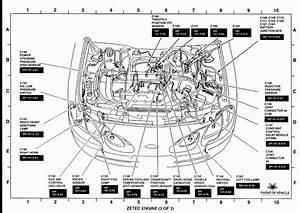 2002 Ford Focus Zetec Diagram