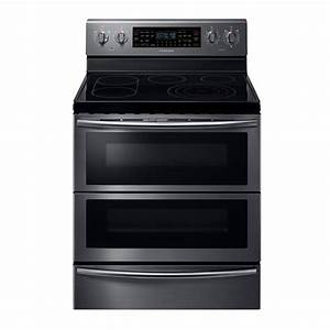 Samsung 30 In  5 9 Cu  Ft  Flex Duo Double Oven Electric