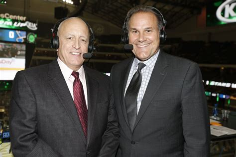 Stars announce play-by-play man Dave Strader will be ...