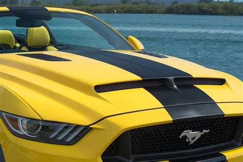 Air Mustang by Ford Mustang Ram Air
