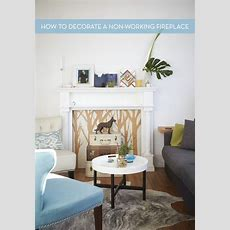 Roundup 10 Fun Ways To Decorate A Nonworking Fireplace
