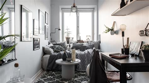 Small Bedroom Decorating Ideas For When Your Bed Takes Up