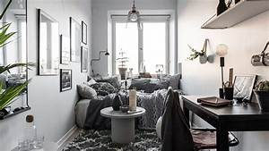 Small, Bedroom, Decorating, Ideas, For, When, Your, Bed, Takes, Up, The, Whole, Damn, Room