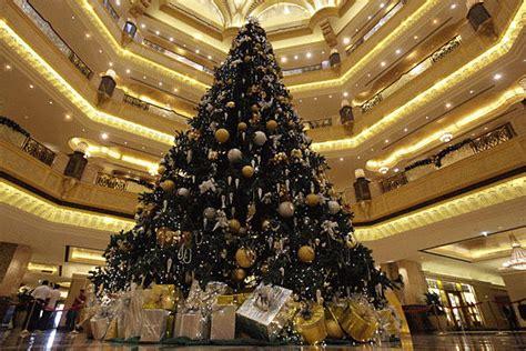 luxury life design  christmas tree  expensive