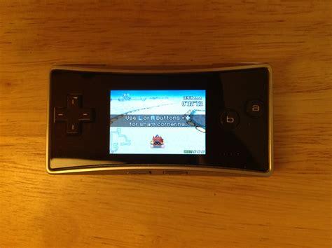 Nintendo Gameboy Micro Games