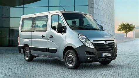 Opel Movano by Movano Combi Modelli