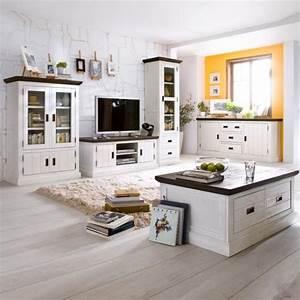 Wohnwand Landhaus Weiß : 5tlg landhaus wohnwand sideboard couchtisch akazie wei wohnzimmer anbauwand ebay ~ Indierocktalk.com Haus und Dekorationen