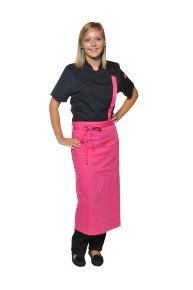 tablier de cuisine pour femme vêtements professionnels pour les métiers de bouche l