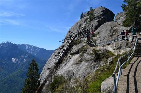 Fotografía De Moro Rock, Parque Nacional